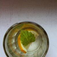 Чай с лимоном и мятой :: Наталья Метелёва