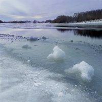 Река вскрывается :: Константин Тимченко