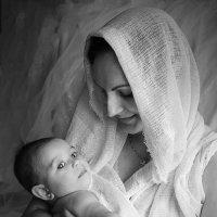Материнство :: Евгения Курицына