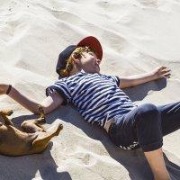 я на солнышке лежу... :: Karolina