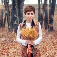 Золотая магия :: Вероника Пастухова
