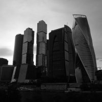 Город :: Анастасия Макарова