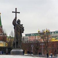 Князь Владимир Святой :: Сергей Фомичев