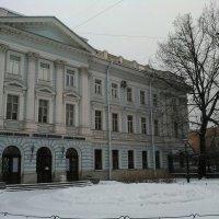 Особняк в саду Сан-Галли. (Санкт-Петербург) :: Светлана Калмыкова