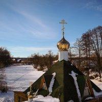 Зимний день.............. :: Александр Селезнев