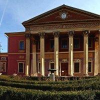 Дворец Потоцких (Художественный музей) :: Александр Корчемный