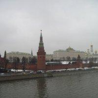 Москва. Февраль :: Маера Урусова