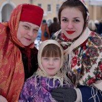 Светлая Масленица! :: Елена Третьякова
