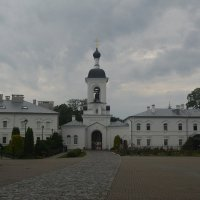 Монастырь бенедиктинок :: Светлана Ларионова