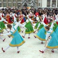 Северодвинск. Масленица (1) :: Владимир Шибинский