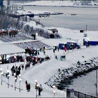Североморск встречает корабли... :: Кай-8 (Ярослав) Забелин