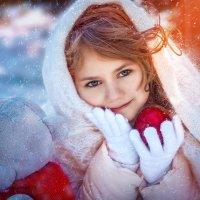 Зимний день :: Анастасия Улайси