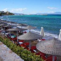 Пляж на острове Агистри (Греция). :: Нелли Семенкина