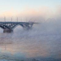 Уходящий в туман :: Горелов Дмитрий