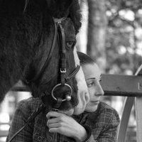 Выйду в полдень в город с конем :: Андрей Майоров