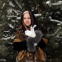Почти падчерица из 12 месяцев :: Алексей Корнеев