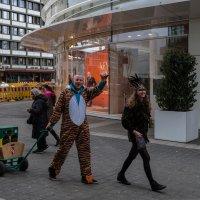 Карнавал в Дюссельдорфе. Приближение! :: Witalij Loewin