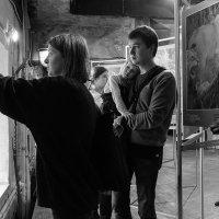 На выставке :: Александр Русинов