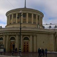 Метро в Петербурге :: Митя Дмитрий Митя