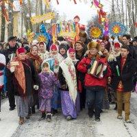 Северодвинск. Масленица (4) :: Владимир Шибинский