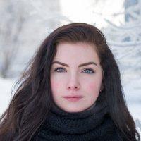 Winter portrait :: Сергей
