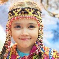 юная краса с Севера :: Олег Лукьянов
