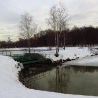 Последний день зимы 2016-2017 в Москве :: Андрей Лукьянов