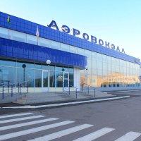 аэропорт Новокузнецк спиченково :: Юрий Лобачев