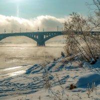 У старого Ангарского моста. Иркутск. :: Rafael