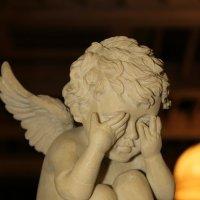 плачущий ангел... :: Анна Шишалова