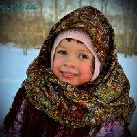 Малышка Марина :: Владимир Куликов