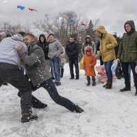 Бой :: Юрий Никульников