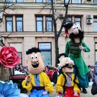 Весенний карнавал-2 :: Семён Пензев