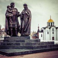 Через века... :: Vladimir Semenchukov