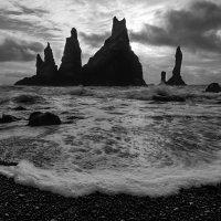Исландские берега. :: Юрий