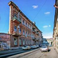 Загадки одесских переулков... :: Вахтанг Хантадзе