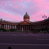 Вечер в Питере :: Alexey YakovLev