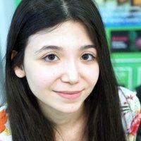 юная иностранная красота :: Олег Лукьянов