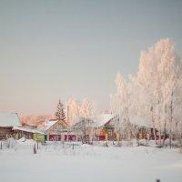 Утро в деревне :: Горелов Дмитрий