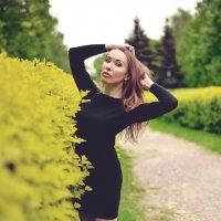 Черное платишко :: Ирина Шиа
