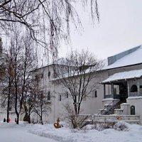 Спасо Преображенский монастырь :: Tata Wolf