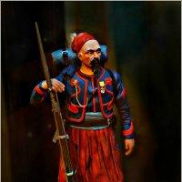 Про красные шаровары: зуав :: Кай-8 (Ярослав) Забелин