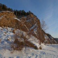 Солнечное гало над Иркутом :: Анатолий Иргл