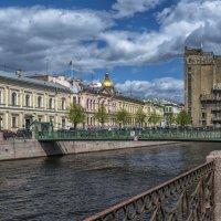 Почтамтский мост** :: Valeriy Piterskiy