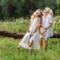 Кристина и Таня :: Юлия Крайнова