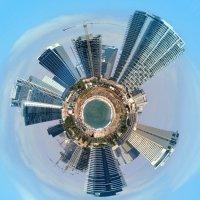 Круговая панорама Тель-Авива. :: Ludmila Frumkina