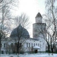 г. Касимов. Мечеть с минаретом 15-18 вв. :: Николай Варламов