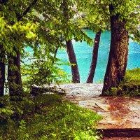 Голубые озёра (Кабардино-Балкария) :: Вячеслав Ложкин