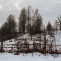 Начало весны. Март :: Александр Максимов