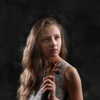Скрипка :: Вадим Пакулин